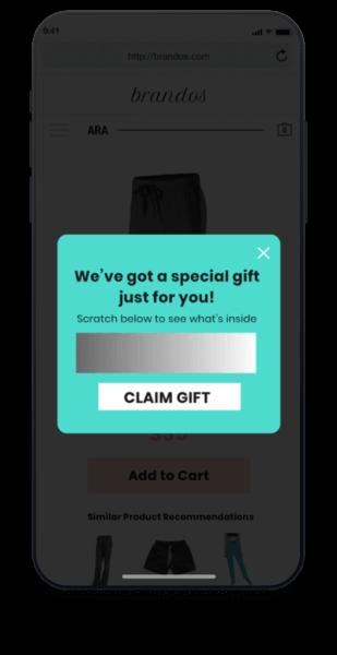 scratch coupon code