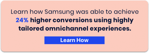 increase in conversions samsung